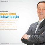Yönetim Kurulu Başkanı Murat Koç, Turcomoney dergisine çarpıcı değerlendirmelerde bulundu